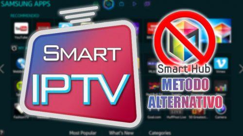 Smart IPTV rimosso dagli store Samsung – nuovo metodo