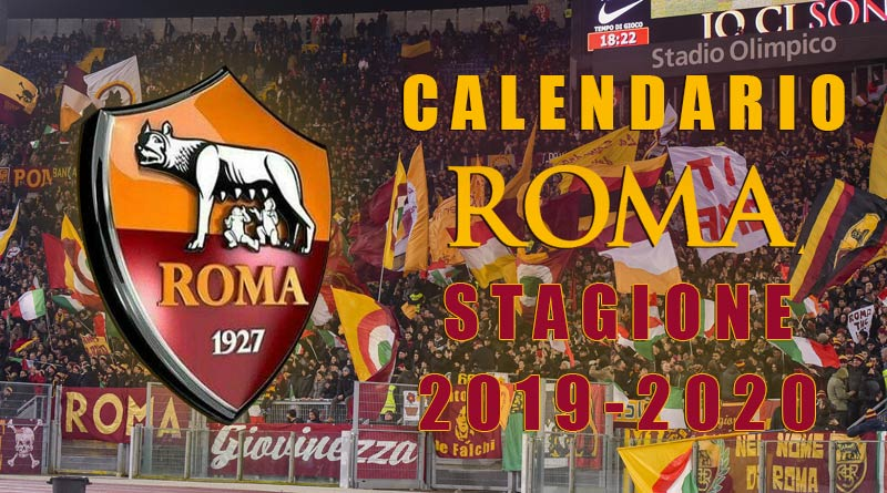 Calendario As Roma 201920.Calendario Roma Stagione 2019 2020 Su Google Calendar Lideo