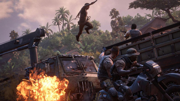 playstation plus uncharted